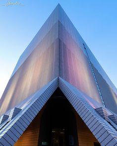 香港 香港文化中心  #HongKong Hong Kong Cultural Centre Hong Kong, Louvre, Building, Travel, Viajes, Buildings, Destinations, Traveling, Trips