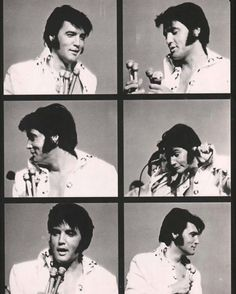 Elvis TTWII 1970 Vegas