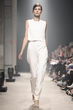 Maison Rabih Kayrouz Ready To Wear Spring Summer 2014 Paris - NOWFASHION