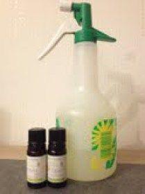Spray purifiant aux huiles essentielles