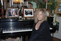 Barbra+Streisand+House | Barbra Streisand