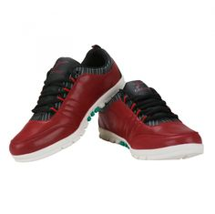 """Cherry Men Sports Shoes - It provides a combination of casual look, style & comfort.It is made with an EVA sole and Synthetic upper for the best in class comfort.People love OUR  CASUAL SHOES & IT IS AN EXPERIENCE WHICH FURTHER INSPIRE US TO KEEP IMPROVING & DELIVER THE BEST PRODUCT.""""Before Purchase Please Check Size Chart"""