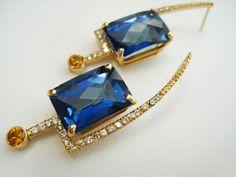 Earrings - Custom Design Earrings - Fort Myers Jeweler - Southwest Florida, Naples, Fort Myers - Mark Loren Designs