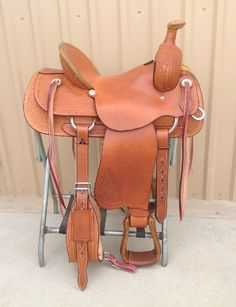 Association Ranch Saddle - Corriente offers the best selection of trophy award saddles, custom barrel racing saddles, team roping saddles, youth kid saddles. Barrel Racing Tack, Barrel Saddle, Roping Saddles, Horse Saddles, Western Horse Tack, Western Saddles, Cowboy Vest, Tin Shed, Charro