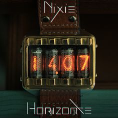 Browse unique items from NixieHorizonte on Etsy, a global marketplace of handmade, vintage and creative goods. Stylish Watches, Cool Watches, Big Watches, Patek Philippe, Harry Winston, Tag Heuer, Devon, Nixie Tube Watch, Marcus And Lucas