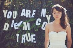 Wedding Quotes: Dream Come True