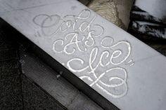 Snow Script Messages by Faust