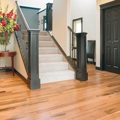 Tigerwood floor