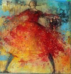 Danka Jaworska - Tańcząca | Dancing