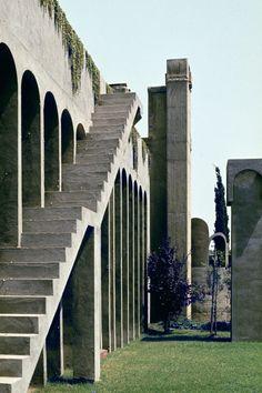 Exterior Envelope |Ricardo Bofill Taller de Arquitectura
