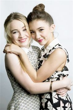 Girl Meets World Sabrina Carpenter Rowan Blanchard