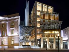 The most beautiful new library buildings in America (Slover Library, Norfolk, VA) http://www.businessinsider.com/the-best-6-new-libraries-in-america-2015-4#ixzz3XI3KsN5s