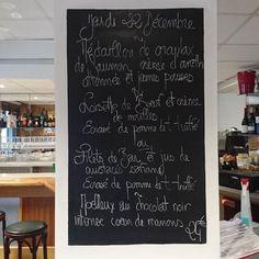 #ardoise #menunoël #pauseménage #Food #Foodista #PornFood #Cuisine #Yummy #Cooking