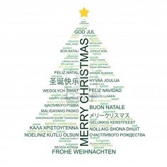 Merry christmas in other languages merry language and worksheets boldog karcsonyt m4hsunfo