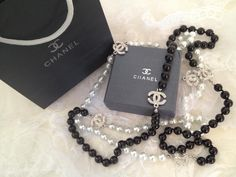 Chanel Peal Necklace