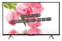 LED smart tv TCL giá rẻ cho mọi nhà: 32S4700,40S4700,48S4700,55S4700