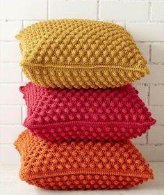 Bobble licious Pillows ideas