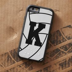 Monogrammed Volleyball Player Sport Athlete Tough Xtreme iPhone 6 Case