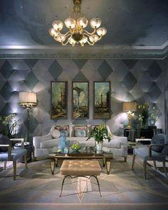 Unique living-room