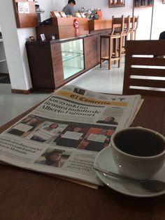 Grey Day Lima- La Ruta Del Café