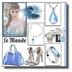 La Mia Cara-5 by dzemila-c on Polyvore featuring Modewith La Mia Cara Jewelry & Accessories #lamiacara #jewelry #accessories