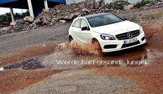 Die neue Mercedes-Benz A-Klasse … ich könnte heulen, weinen und fluchen!