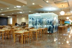 Centro Comercial Table Decorations, Buffet, Furniture, Home Decor, Ideas, Shopping Center, Architects, Interior Design, Pictures
