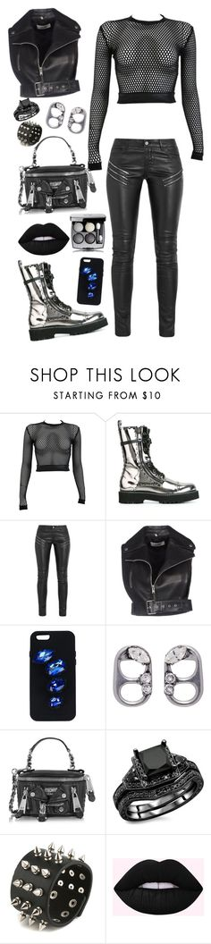 """""""Outfit #530"""" by sofi6277 ❤ liked on Polyvore featuring PAM, Dolce&Gabbana, Yves Saint Laurent, Jean-Paul Gaultier, STELLA McCARTNEY, Marc Jacobs and Moschino"""