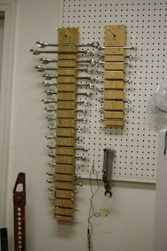 Wrench Storage - Page 2 - The Garage Journal Board