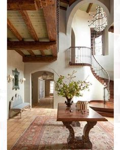"654 Likes, 7 Comments - ✨Terrapalmer✨artist•designer✨ (@terrapalmerdesigns) on Instagram: ""A beautiful entrance ✨ ✨ ✨ #interior #art #designer #architecture #home #Iighting #instadecor…"""