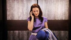 #blair #waldorf #queen #gg #leighton #diva #gossip #girl #season #three #3x20 #ItsaDadDadDadWorld