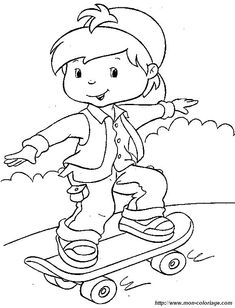 Free printable coloring pages, dot to dot picture