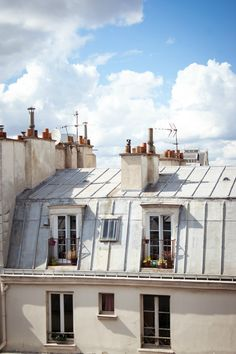 Rooftops Of Paris Windows France Home Houses The Places Youll Go, Places To Go, Metro Paris, Paris Rooftops, Grand Paris, Beautiful Paris, Belle Villa, Paris Ville, Paris Travel