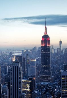 A love letter to #NY in the form of 5 personality-specific itineraries, today on #goop #goopgo