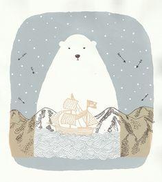 bear illustration - Szukaj w Google