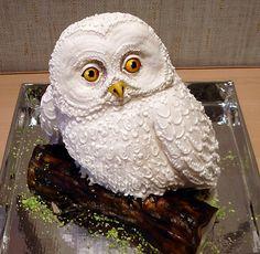 Подсолнух из сахарной мастики для украшения 3D торта