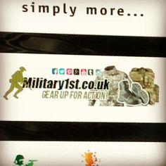 New year, new sponsor. Please welcome Military 1st in NLA's family. Hope this can be the beginning of a strong and long partnership #NextLevelAirsoft #Military1st #partnership #airsoft #military #store #softair #england
