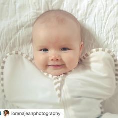 #Repost @lorenajeanphotography Here's a happy customer! #lovetodream #swaddleUP #armsUP