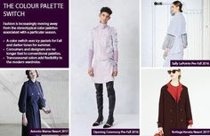 """""""#Trendstop Consumer trends on #WeConnectFashion. Insight: The Color Palette Switch"""