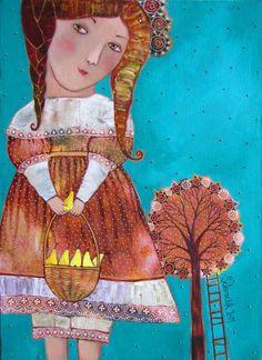 Anna Silivonchik - Белорусская художница Анна Силивончик