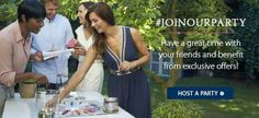 Want to host a party get free product  Or join the party get free stuff and get paid ☺ www.partylite.biz/kaisametcalfe