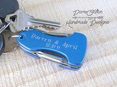 Key Chain Personalized for Men Gifts, Wedding Keychain for Dad, Keychain Multi Tool, Personalized Multitool Gift, Groomsmen Multi Tool by DameCreation on Etsy https://www.etsy.com/listing/582616562/key-chain-personalized-for-men-gifts #personalizedgifts #multitool #multitoolgifts #multitoolkeychain #multitoolgadgets #personalizedmultitool #personalizedkeychain #personalizedkeychaingiftsformen #personalizedkeychaingiftsforboyfriend #giftsforboyfriend