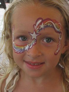 we can have face paintings during the walk Kids painting idea by BecStar Anthony