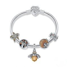 Attention Nature Lovers! We have so many charms you will love! Sterling Silver Charm Bracelet, Silver Charms, Silver Earrings, 925 Silver, Silver Ring, Bangle Bracelets, Bangles, Starfish, Free Shipping