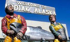 Kodiak Alaska Join our podcast at Alaska Travel, Alaska Cruise, Alaska Trip, Kodiak Alaska, Kodiak Island, Alaska The Last Frontier, North To Alaska, Romantic Getaway, Disney Cruise