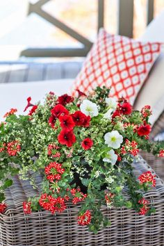 Tips for Perfect Potted Flowers ~ Southern Living Ready to Impress Container Gardens