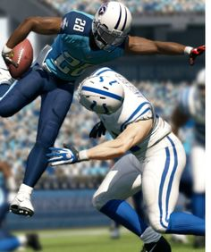 With enhanced gameplay and a new career mode, Madden NFL 13 on Xbox 360 is football you can really feel Playstation Games, Xbox Games, Chris Johnson, Jim Brown, Football Gif, Football Videos, Ea Sports, Sports Games, Madden Nfl