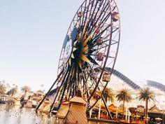 TGIF || It's fun wheel Friday!!!!  // #latergram #funwheelfriday #mickeymouse #funwheel #dca #dcaallday #vsco #vscodisney #disneylandresort #disneyland by 500daysofjess