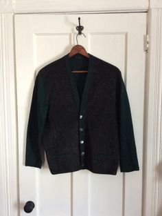 A personal favorite from my Etsy shop https://www.etsy.com/listing/219293192/vintage-1940s-mohair-panel-mens-work