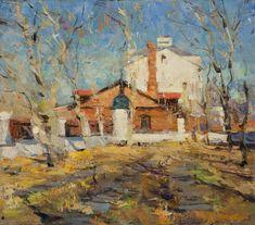 Artist - Alexander Kosnichev Russian Painter.